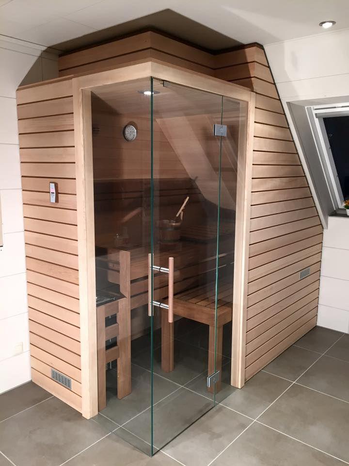 Saunabau in Deutschland - RODASAUNA Saunahersteller | Heimsauna ...